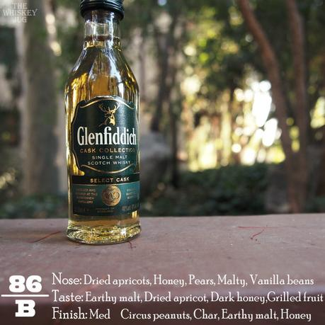 Glenfiddich Select Cask Review