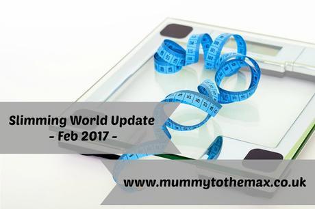 Slimming World Update - Feb 2017 -