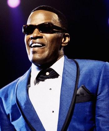 Ray Charles' Blue Silk Stage Suit