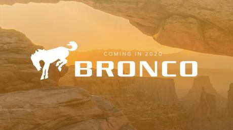 Look who's back! -2020 Ford Bronco