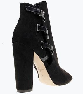Shoe of the Day | Daya by Zendaya Kaylor Open Toe Bootie