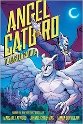 Angel Catbird Volume 2: To Castle Catula HC Cover
