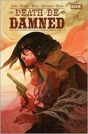 Death Be Damned #1 Cover A