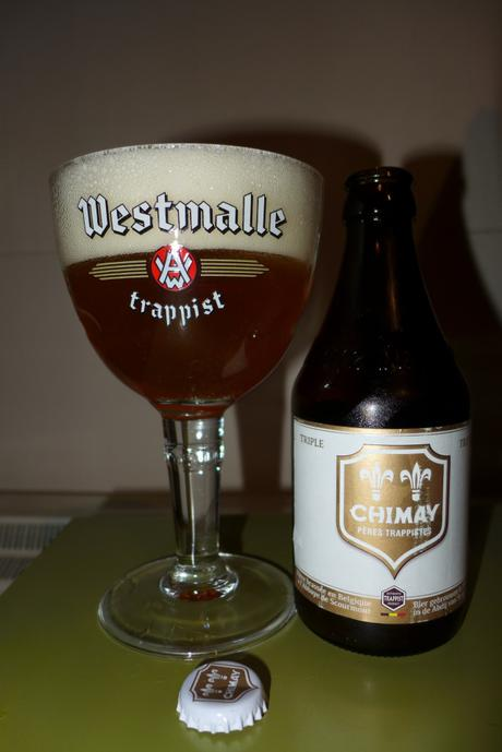 Tasting Notes: Chimay: White – Tripel