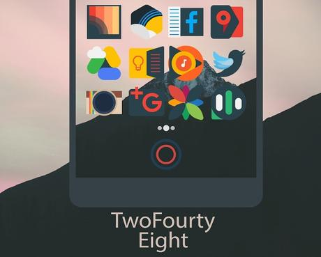 Mellow Darkness – Icon Pack v1.7 APK
