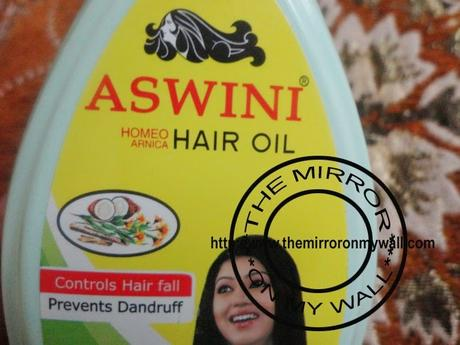 Ashwini Homeo Arnica Hair Oil Review