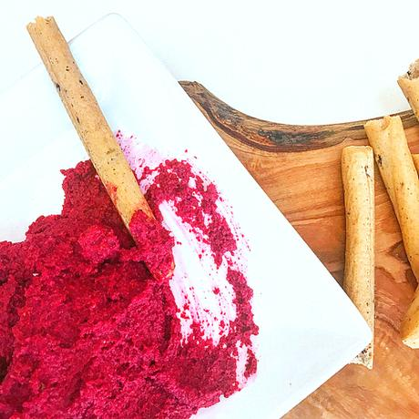 Beetroot and Walnut Hummus