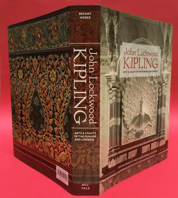 Review: John Lockwood Kipling Exhibition and Catalogue