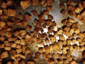How to Make Your Own Croutons