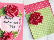 Make Easy Origami Rose Crafting Valentine Card