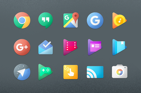 Chromatin UI – Icon Pack v3.1 APK