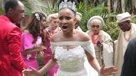 The Nigerian Film The Wedding Party Makes History