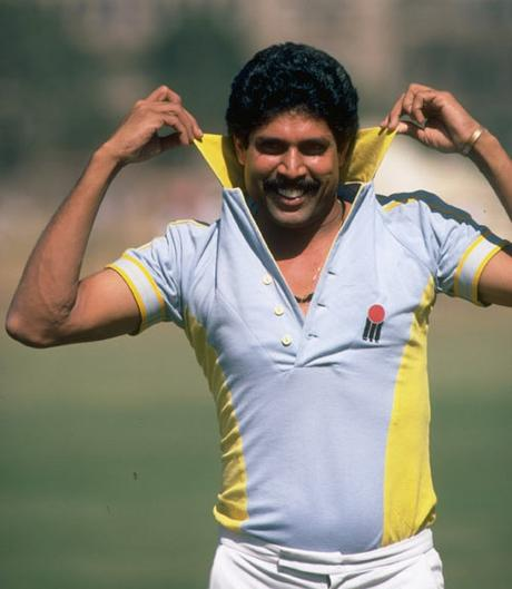 when the great Kapil Dev played as a batsman and blasted fastest 50 !