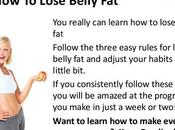 Lose Belly Fast