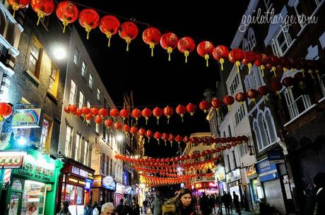 Wardour Street Chinatown Gate, London