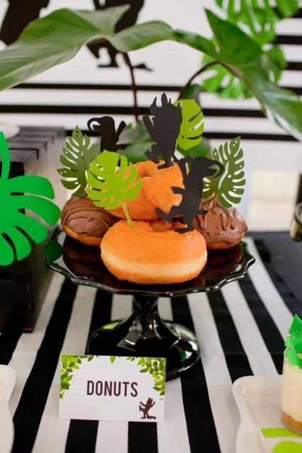 Where the Wilds Are Themed Party by Perfectly Sweet