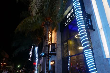 Catch Restaurant, Playa Del Carmen