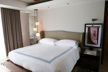 Bedroom at Thompson Beach House