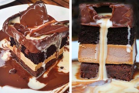 Hit-Me dessert at Catch restaurant