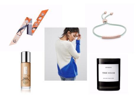 Birthday Wishlist + Back to Blogging