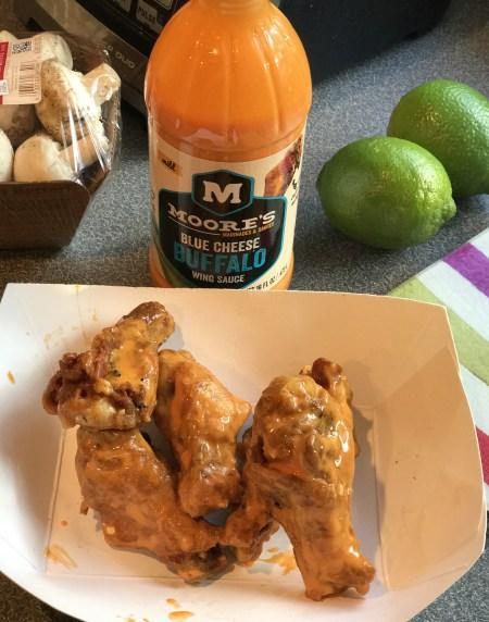 Just in time for Superbowl: Seriously Delicious Wings!