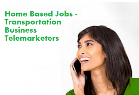 Best On-line Jobs For Transportation Business Telemarketers