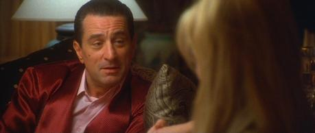 Casino – De Niro's Red Silk Robe