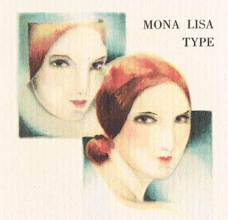 1920s-Armand-Beauty-Booklet - Mona Lisa type