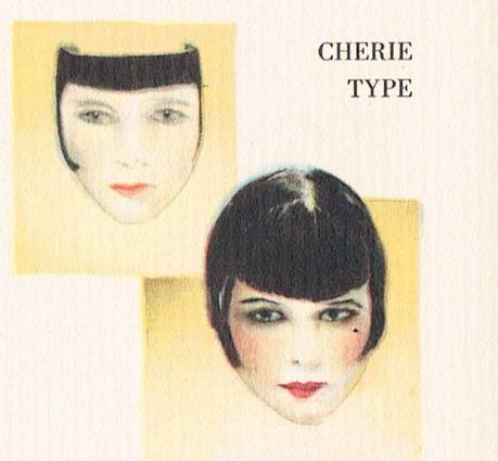 1920s-Armand-Beauty-Booklet - Cherie type