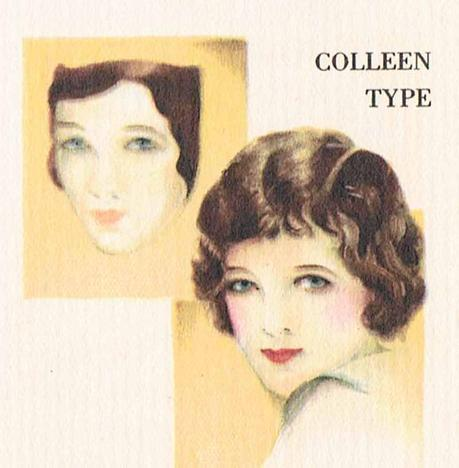 1920s-Armand-Beauty-Booklet - Colleen type