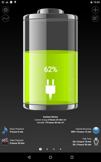 Battery HD Pro- screenshot