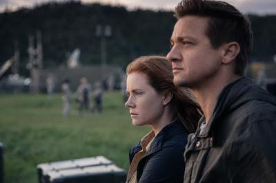 ARRIVAL,  MOVIE REVIEW