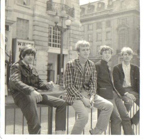 A Slice of Rock & Roll #London History