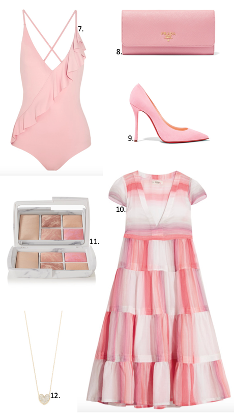 Amy Havins shares all of her current pink favorites.