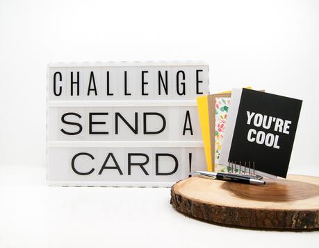 It's National Send-a-Card-to-a-Friend Day!