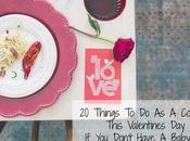 Things Valentines Night Don't Have Babysitter