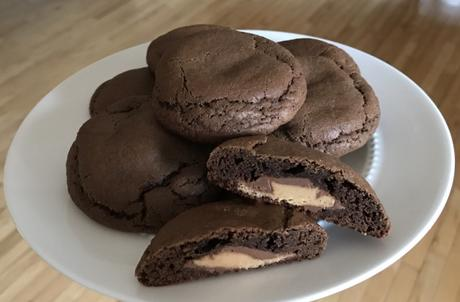 Make This: Chocolate Peanut Butter Cup Cookies
