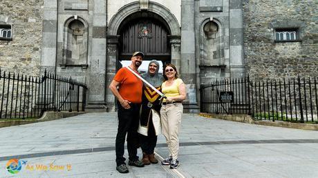 One Day in Kilkenny, Ireland
