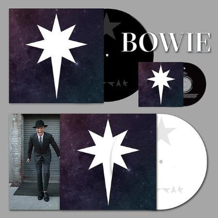 David Bowie: No Plan EP on CD and vinyl