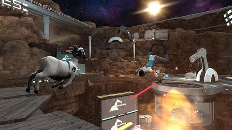 Goat Simulator Waste of Space v1.1.0 APK