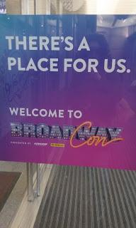 BroadwayCon Year Two: Less Snow, Bigger Venue