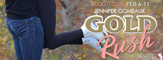Gold Rush Blog Tour Day 3