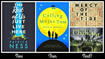 This Week in Books 08.02.17 #TWIB #CurrentlyReading