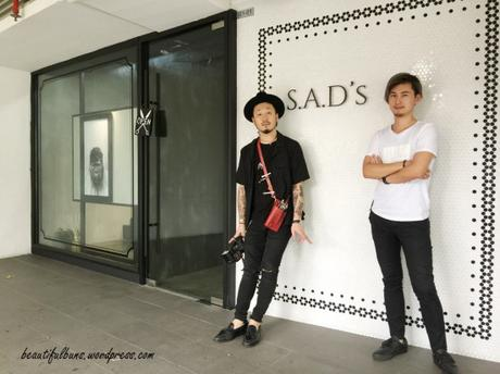 Review: S.A.D's Hair Design – a boutique Japanese hair salon / ombre hair