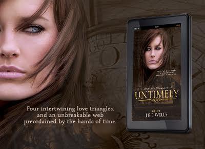 Untimely by J & L Wells @agarcia6510 @lauraANDjudy