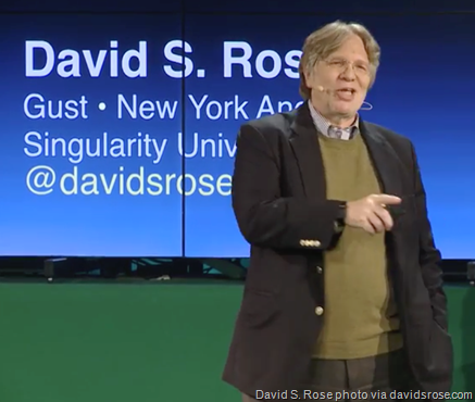 David S. Rose Speaking