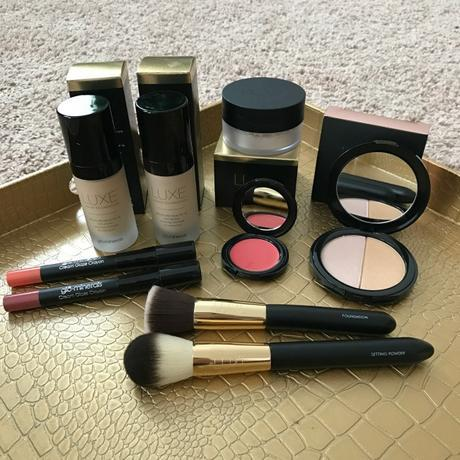 Valentine's Day Makeup with Glo Minerals