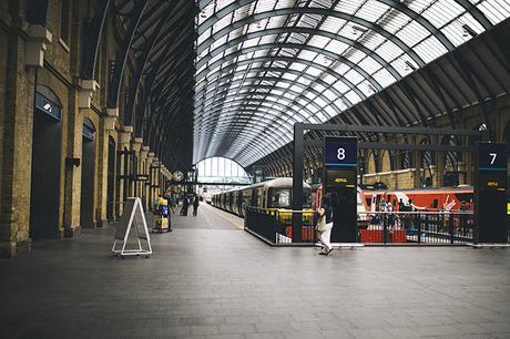 Traveling Europe // Platform 9 3/4 & Portobello Road