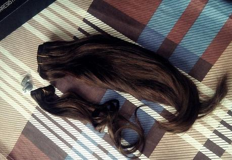 Review // Irresistible Me Clip in Hair Extensions