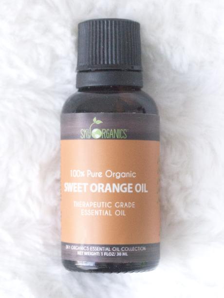 sky organics skincare // review